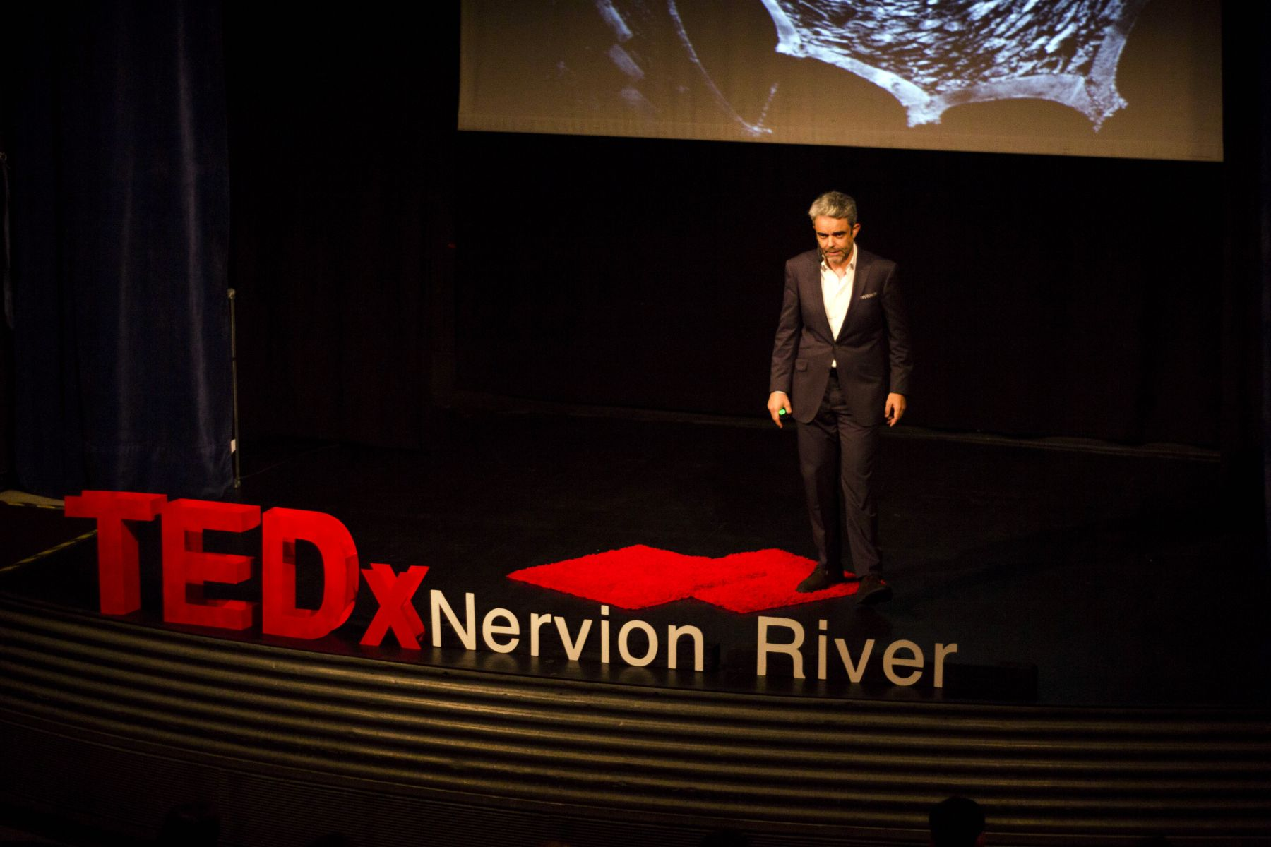 TEDx Nervion River Tatabi Studio Projects